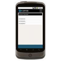 Android: Alarm Response Summary Mobile App (Example 1)