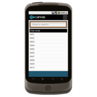 Android: DA FORM 5988-E EQUIPMENT & MAINTENANCE INSPECTION Mobile App (Example 2)