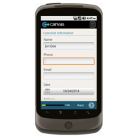 Android: Basic Order Form Mobile App (Example 1)